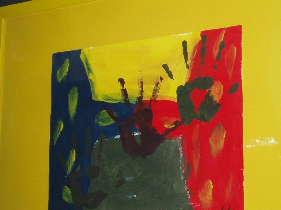 ProjektKunstprojekt2008/Ausstellung2.JPG